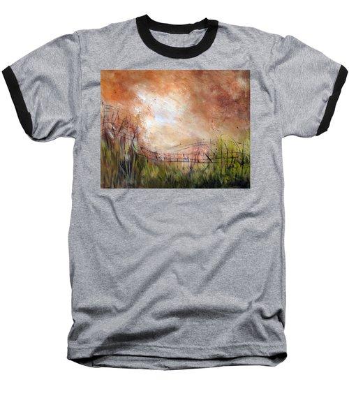 Mending Fences Baseball T-Shirt
