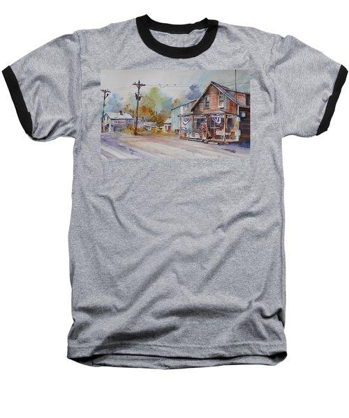 Menemsha Baseball T-Shirt