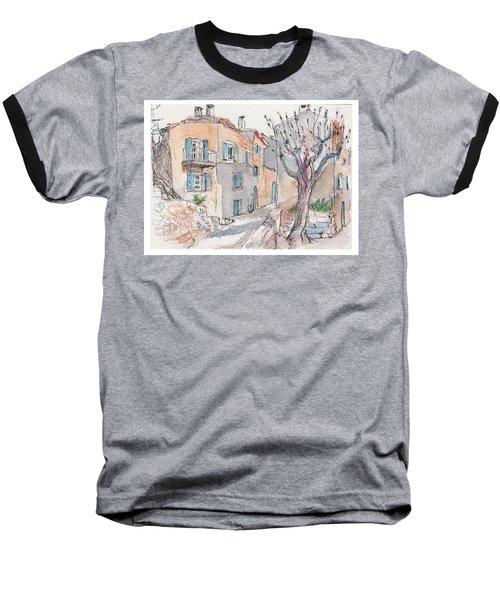 Menerbes Baseball T-Shirt
