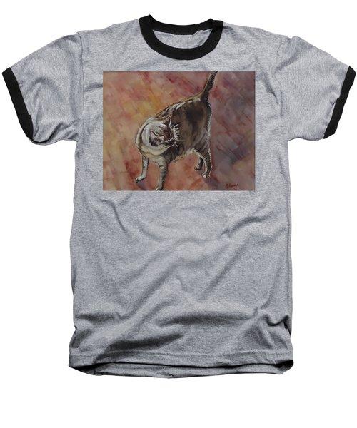 Meow Baseball T-Shirt