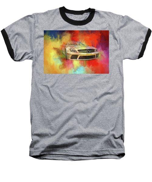 Merc Hot Rod Baseball T-Shirt