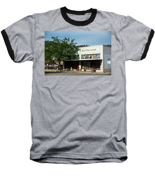 Merc Playhouse In Twisp Baseball T-Shirt