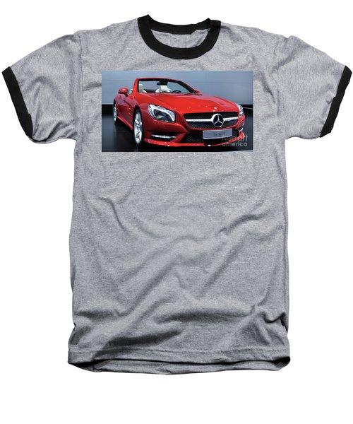 Mercedes Benz Sl Baseball T-Shirt