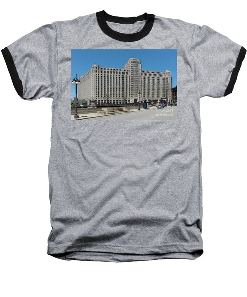 Merchandise Mart Baseball T-Shirt