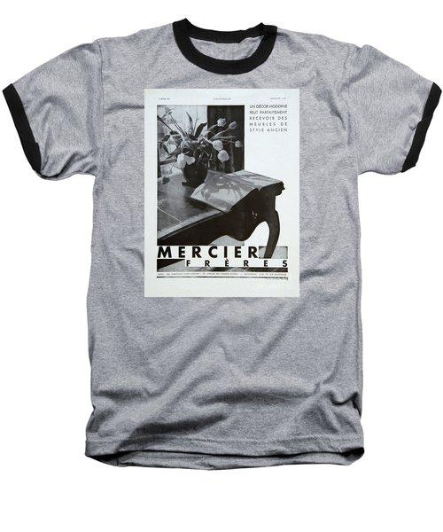 Mercier #8699 Baseball T-Shirt