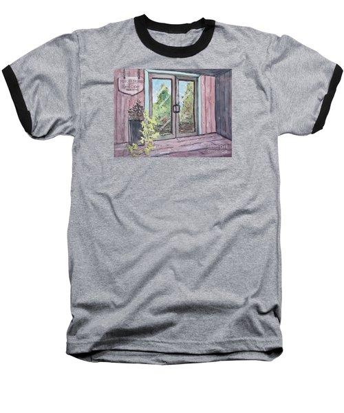 Mercier Orchard's Hard Cider Baseball T-Shirt