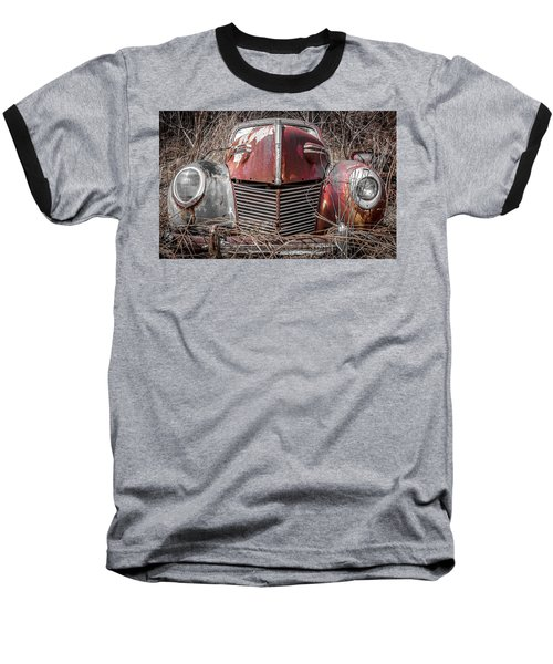 Mercury 8 Baseball T-Shirt