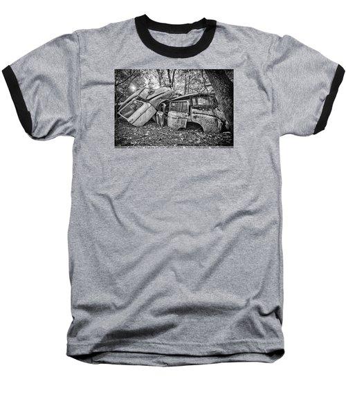 Merging Traffic Baseball T-Shirt