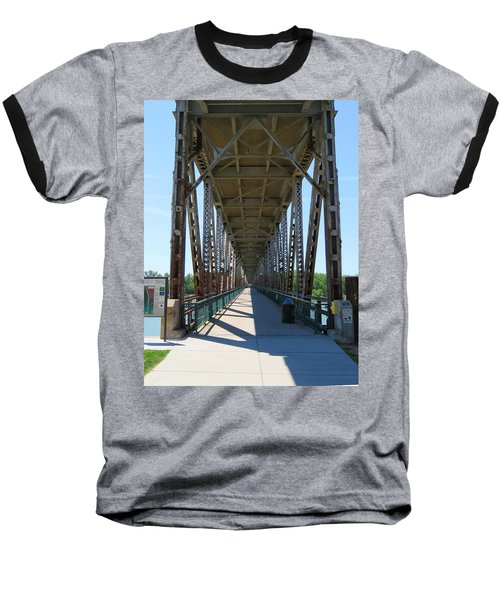 Meridian Bridge Baseball T-Shirt