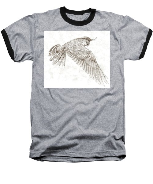 Merlin Baseball T-Shirt