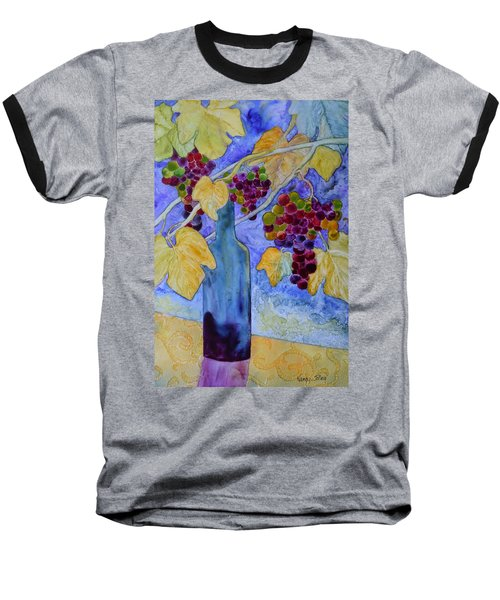 Merlot Baseball T-Shirt