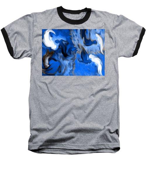Mermaids Baseball T-Shirt