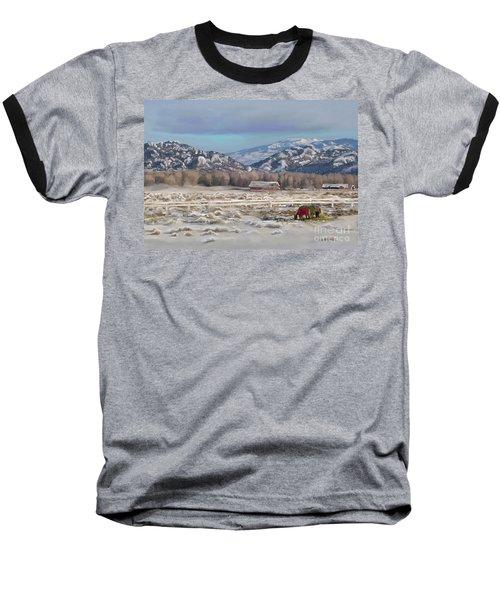 Merry Christmas From Wyoming Baseball T-Shirt