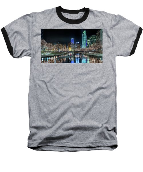 Merry Christmas Omaha Baseball T-Shirt
