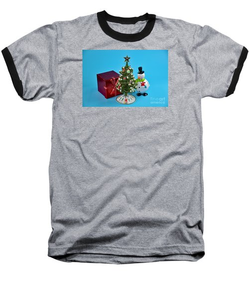 Merry Christmas To You Baseball T-Shirt