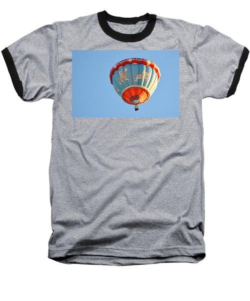 Merry Go Round Baseball T-Shirt