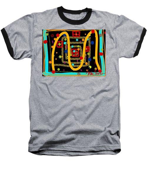 Merry Kissmass Baseball T-Shirt
