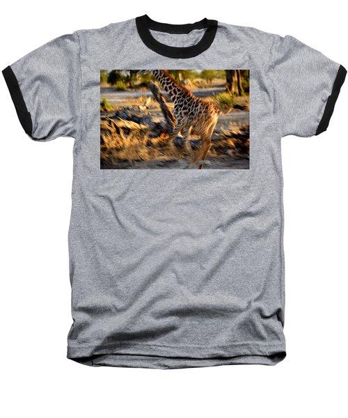 Meru 5 Baseball T-Shirt