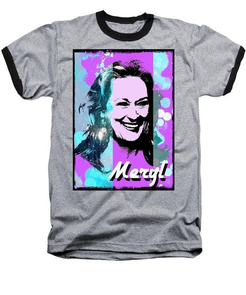 Meryl Baseball T-Shirt