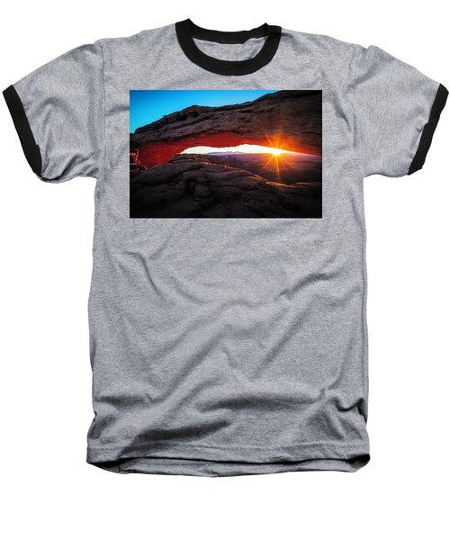 Mesa Arch Baseball T-Shirt