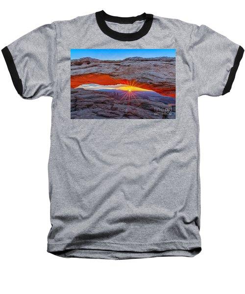 Mesa Morning  Baseball T-Shirt