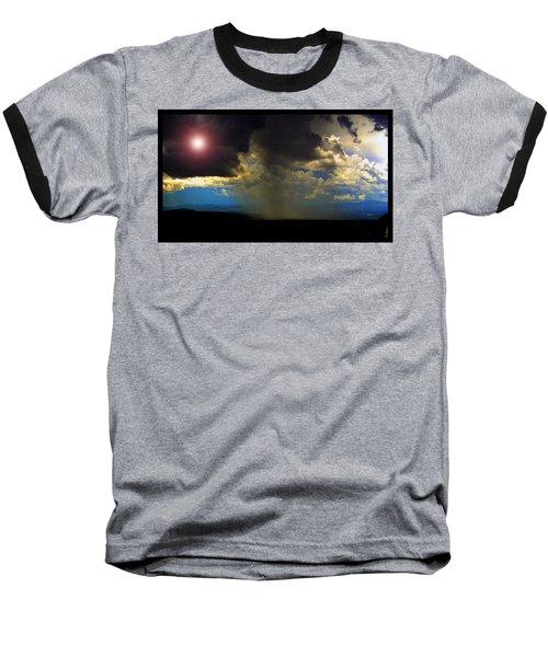 Mesa Thunderstorm Vistas Baseball T-Shirt