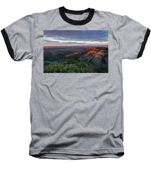 Baseball T-Shirt featuring the photograph Mesa Verde Soft Light by Margaret Pitcher