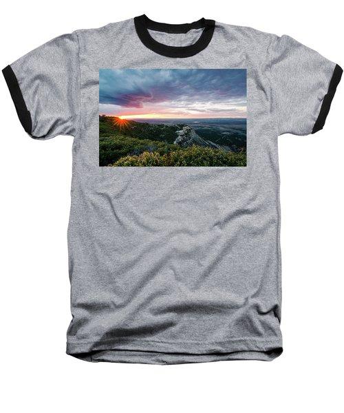 Mesa Verde Sunset Baseball T-Shirt