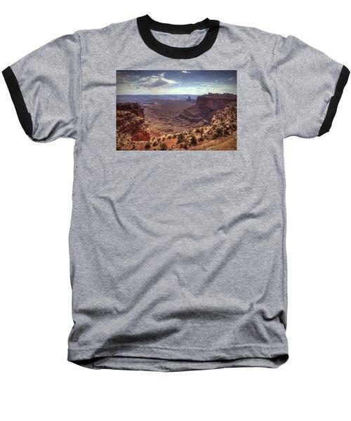 Mesas And Canyons Baseball T-Shirt