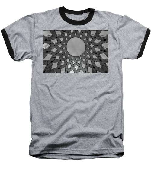 Mesh #1 Baseball T-Shirt