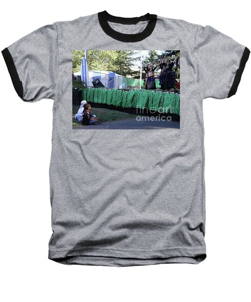Mesmerized By Those Bellies Baseball T-Shirt