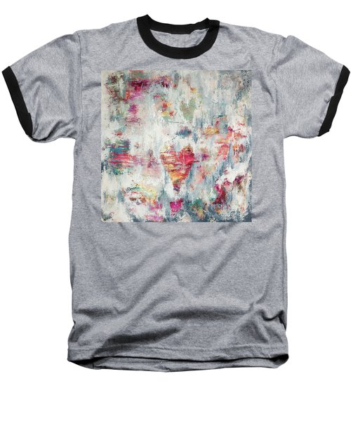 Messy Love Baseball T-Shirt