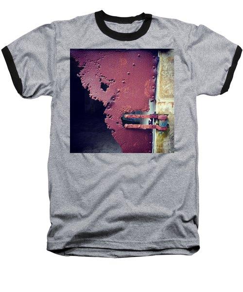 Metal Door Ode To Sam Baseball T-Shirt