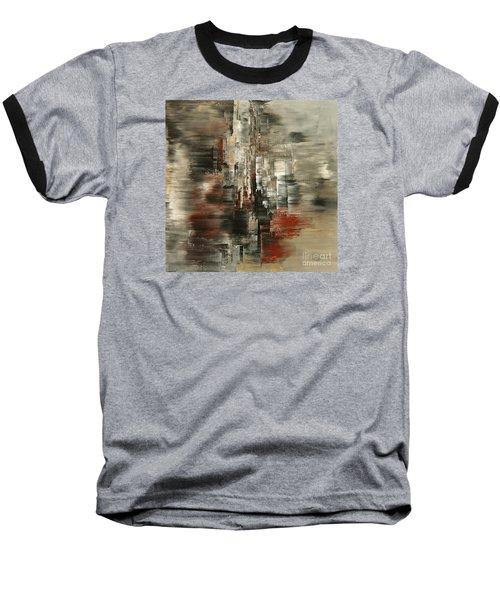 Metals And Magnetism Baseball T-Shirt by Tatiana Iliina