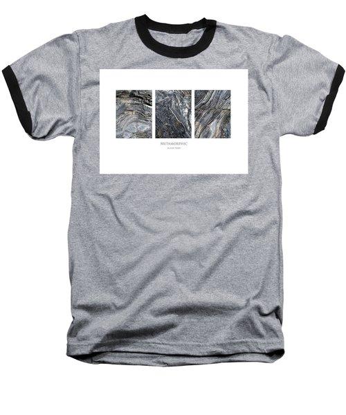 Metamorphic Baseball T-Shirt