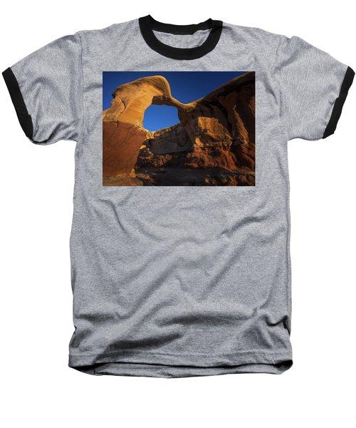 Metate Arch Baseball T-Shirt