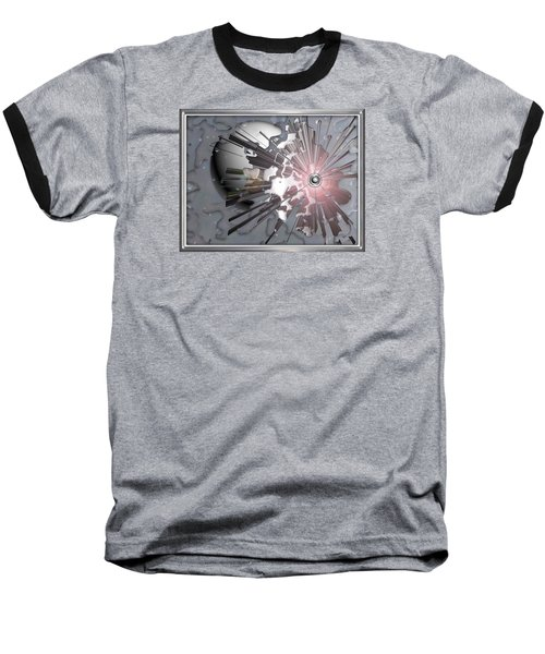 ' Meteors Might ' Baseball T-Shirt
