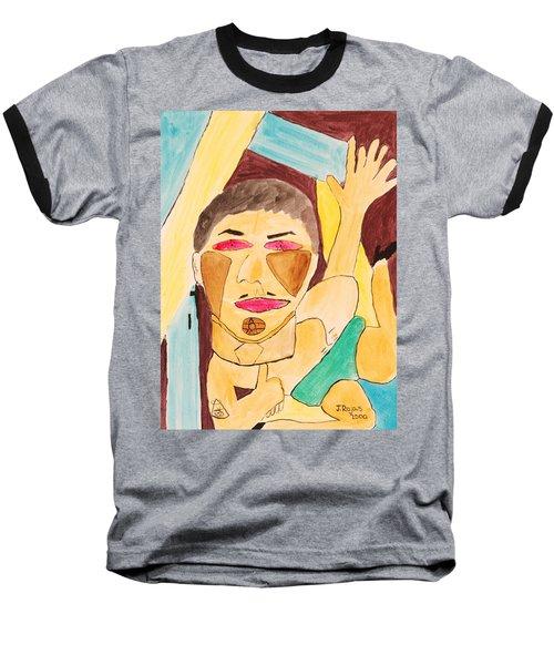 Metro Beauty Baseball T-Shirt