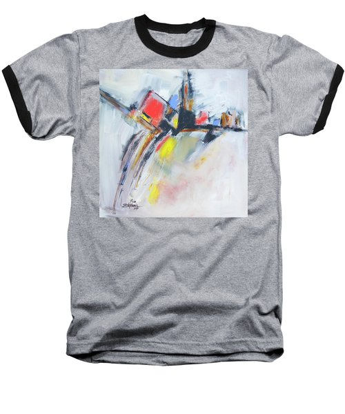 Metro Energy Baseball T-Shirt