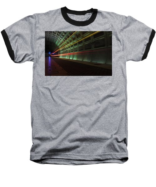 Metro Lights Baseball T-Shirt