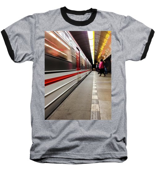 Metroland Baseball T-Shirt
