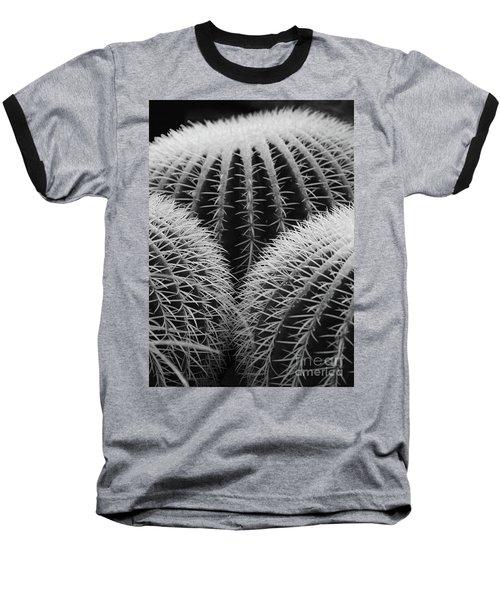 Mexican Cacti Baseball T-Shirt