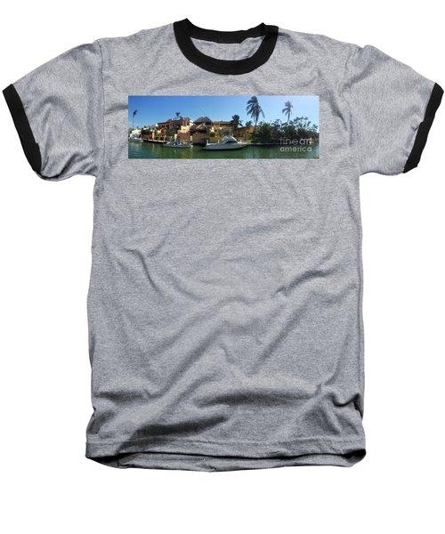 Mexico Memories 5 Baseball T-Shirt