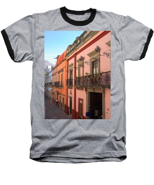 Baseball T-Shirt featuring the photograph Mexico by Mary-Lee Sanders