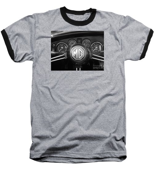 Mg Midget Dashboard Baseball T-Shirt