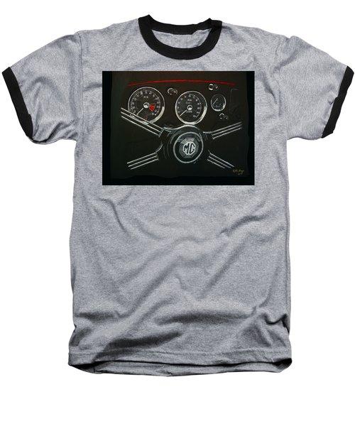 Mga Dash Baseball T-Shirt