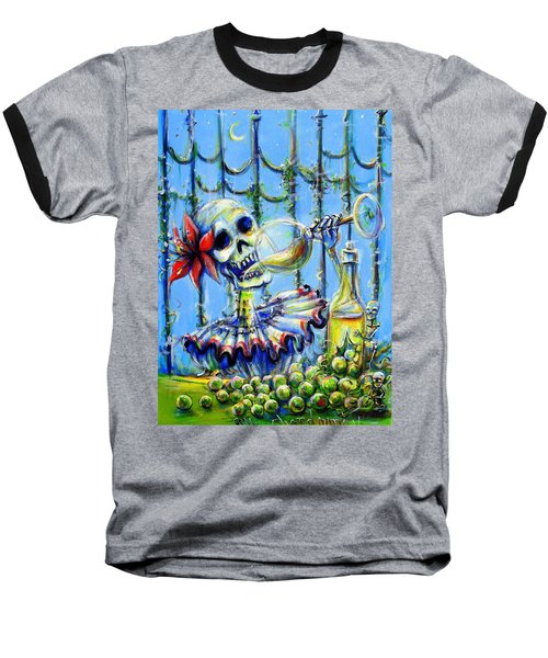 Mi Chardonnay Baseball T-Shirt