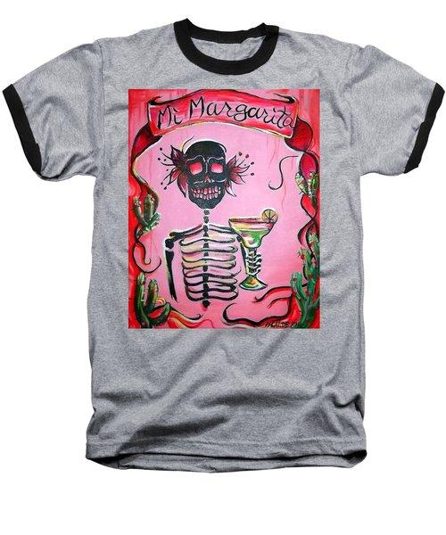 Mi Margarita Baseball T-Shirt
