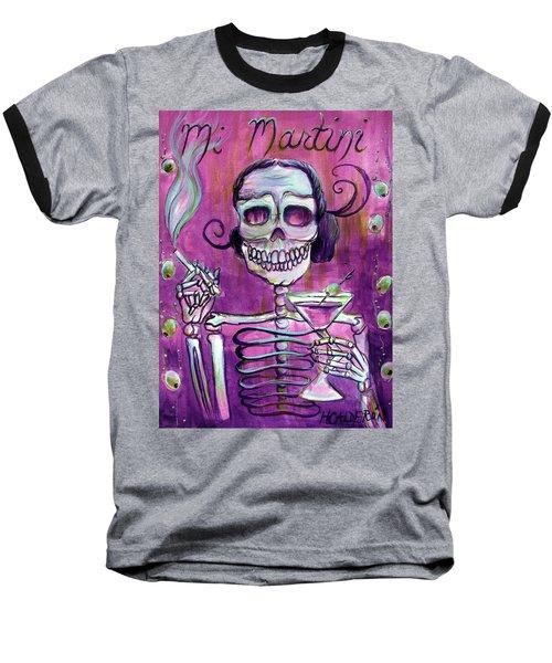 Mi Martini Baseball T-Shirt