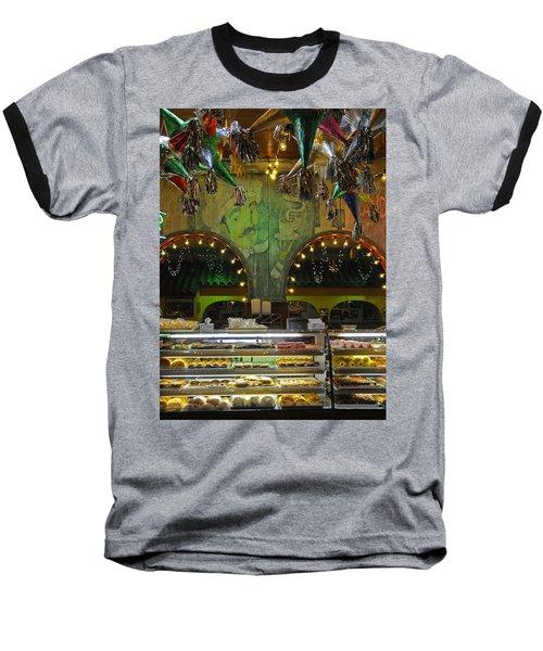 Mi Tierra Baseball T-Shirt